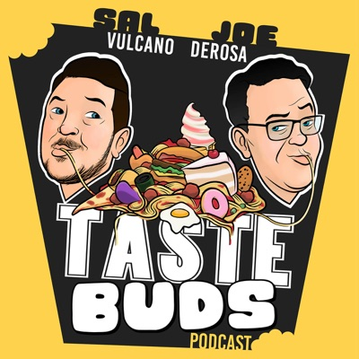 Sal Vulcano & Joe DeRosa are Taste Buds:No Presh Network