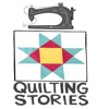 Quilting Stories podcast artwork
