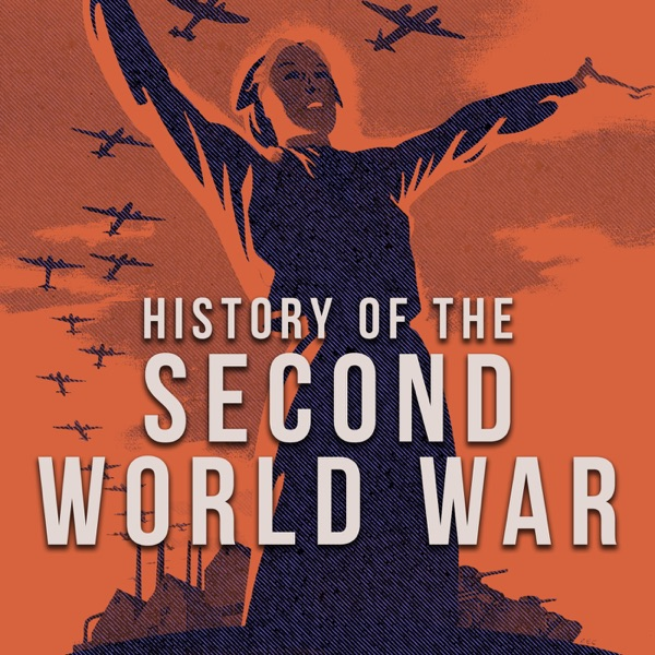 History of the Second World War banner backdrop
