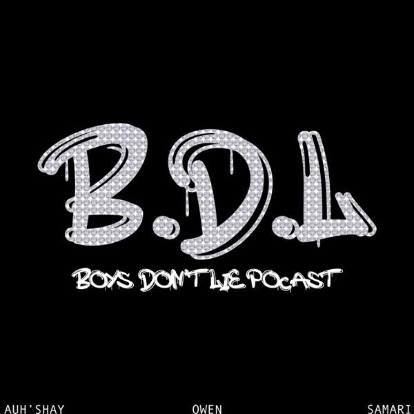 Boys Don't Lie Podcast Artwork