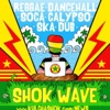 "Kulcha Shok Radio's ""Shok Wave"" artwork"