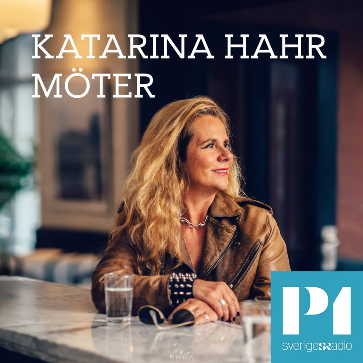 Katarina Hahr möter