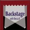 Backstage with Becca B. artwork