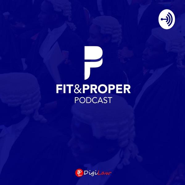 Fit & Proper Podcast Artwork