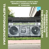 FuseBox Radio #631: DJ Fusion's The Futon Dun Livestream DJ Mix Fall Session #20 (A MFin' Dope Dollop of MF DOOM Mix #2 - #RIP)
