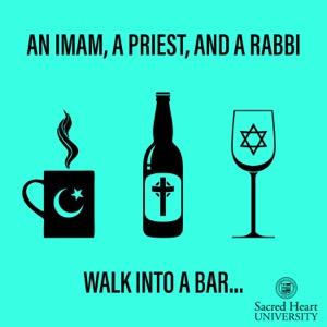 An Imam, a Priest, and a Rabbi Walk into a Bar...