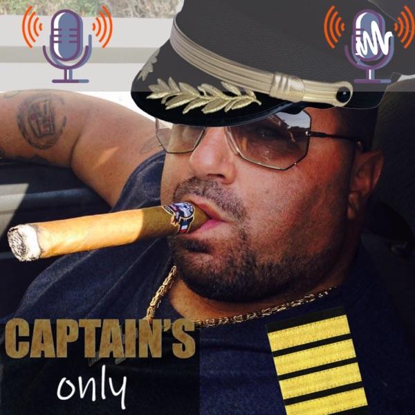 Captain's Only Artwork