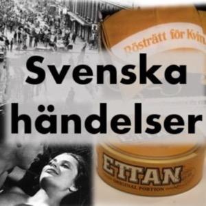 Svenska händelser på dagens datum