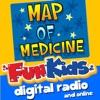 Professor Hallux's Map of Medicine