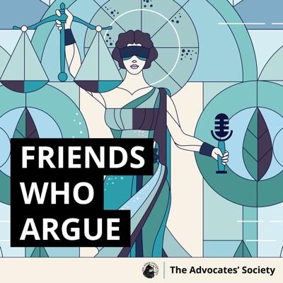 Friends Who Argue
