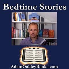 Bedtime Stories For Peaceful Sleep by Adam Oakley