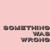 Something Was Wrong