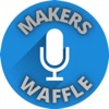 Makers Waffle artwork