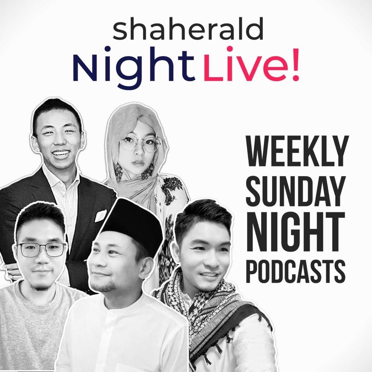Shaherald Night Live!