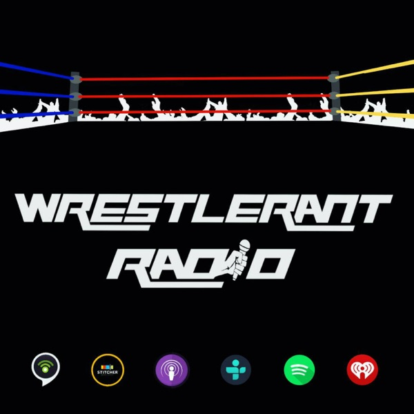 WrestleRant Radio Artwork