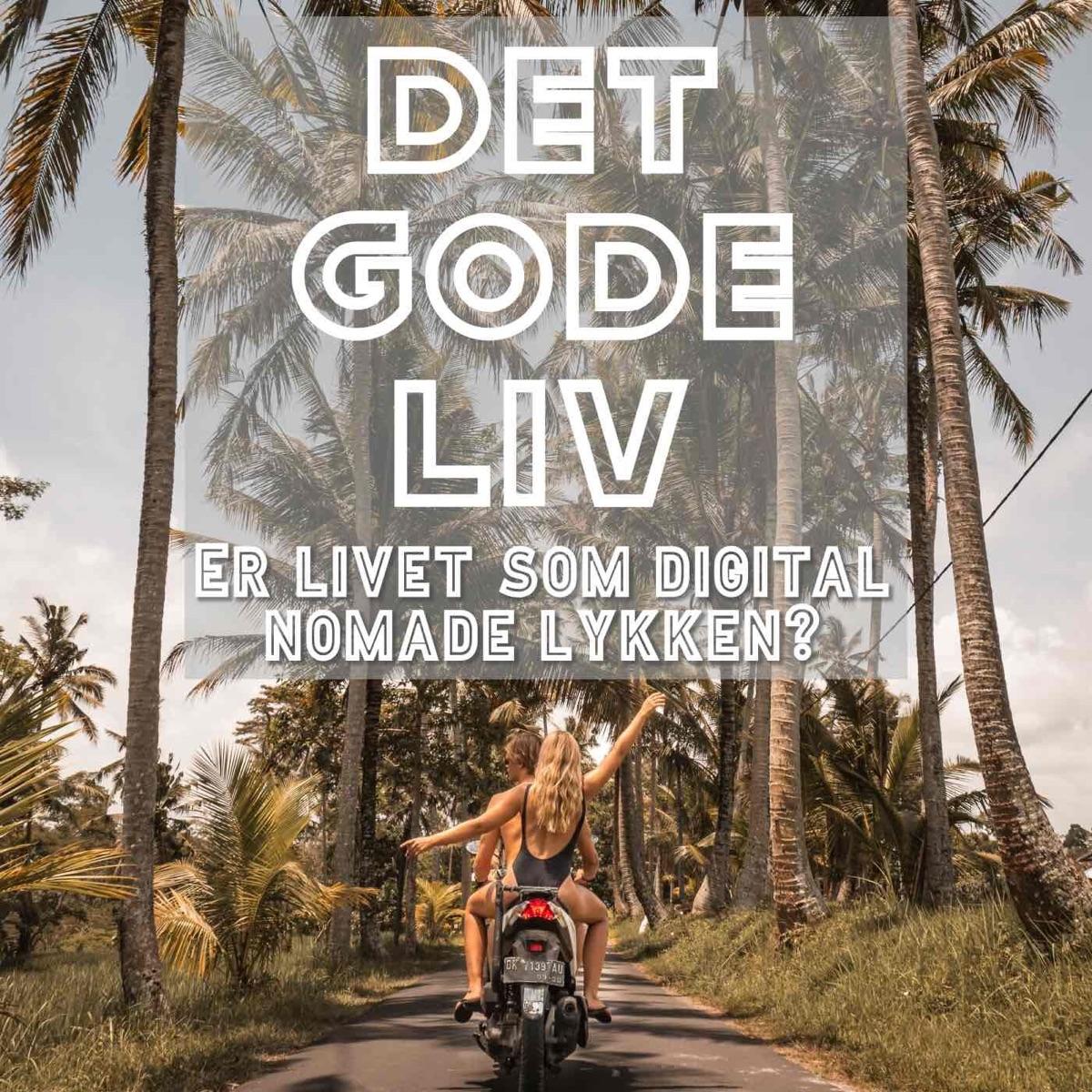 9: Mille Sjøgren: Man kan godt tjene mange penge som digital nomade