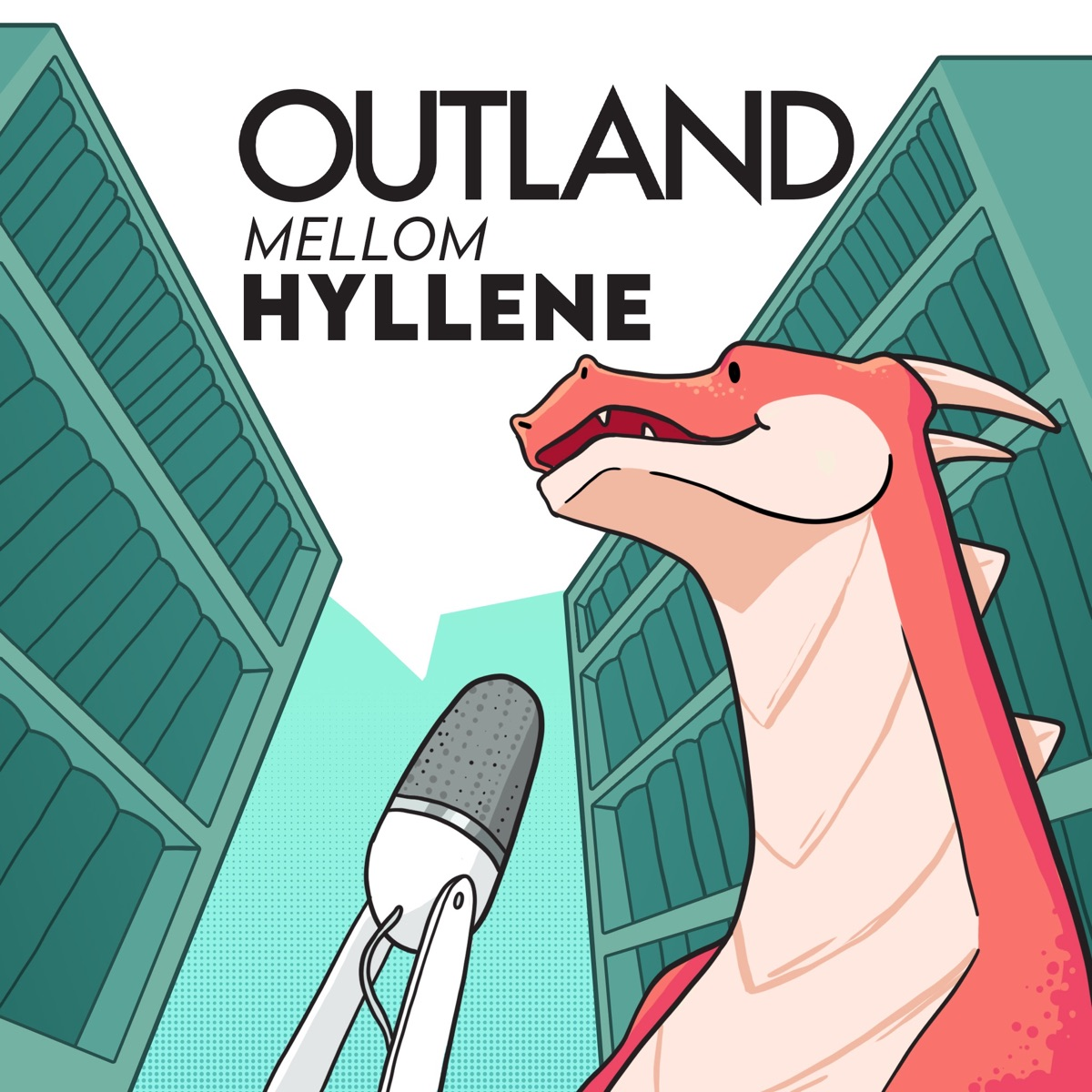 Outland Mellom Hyllene