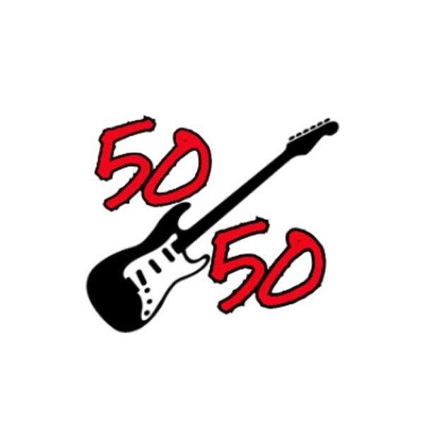 50 Years of Music w/ 50 Year Old White Guys Artwork
