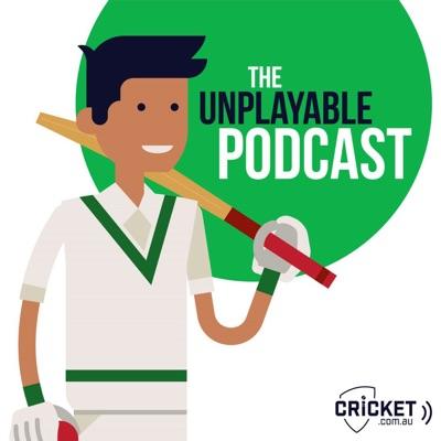 The Unplayable Podcast:cricket.com.au