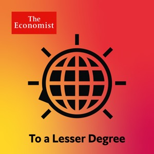 To a Lesser Degree from The Economist