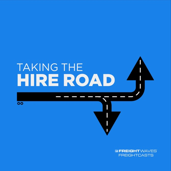 Taking The Hire Road Artwork