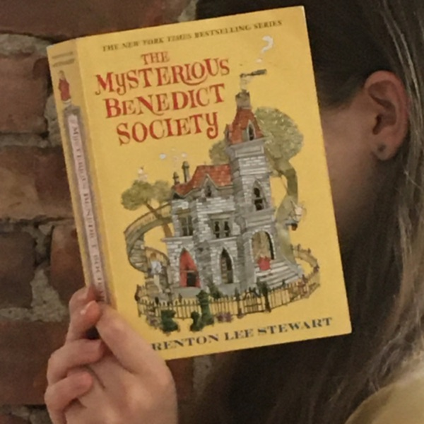 The Mysterious Benedict Society Read-Aloud Artwork