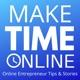 Make Time Online: Blogging and Online Marketing Tips