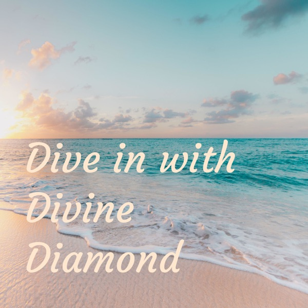 Dive in with Divine Diamond Artwork
