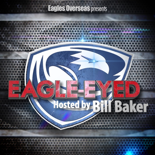 The Eagle-Eyed Rugby Podcast Artwork