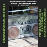 FuseBox Radio #625: DJ Fusion's The Futon Dun Livestream DJ Mix Fall Session #15 (Hot Cocoa At A Hipster Coffee Shop Music Mix)