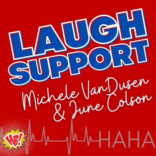 Laugh Support Artwork
