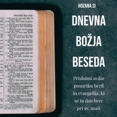 Dnevna Božja beseda
