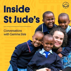 Inside St Jude's – (Conversations with Gemma Sisia)