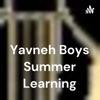 Yavneh Boys Summer Learning artwork