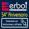 54 aniversario de la red ERBOL artwork