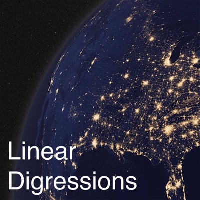 Linear Digressions:Ben Jaffe and Katie Malone