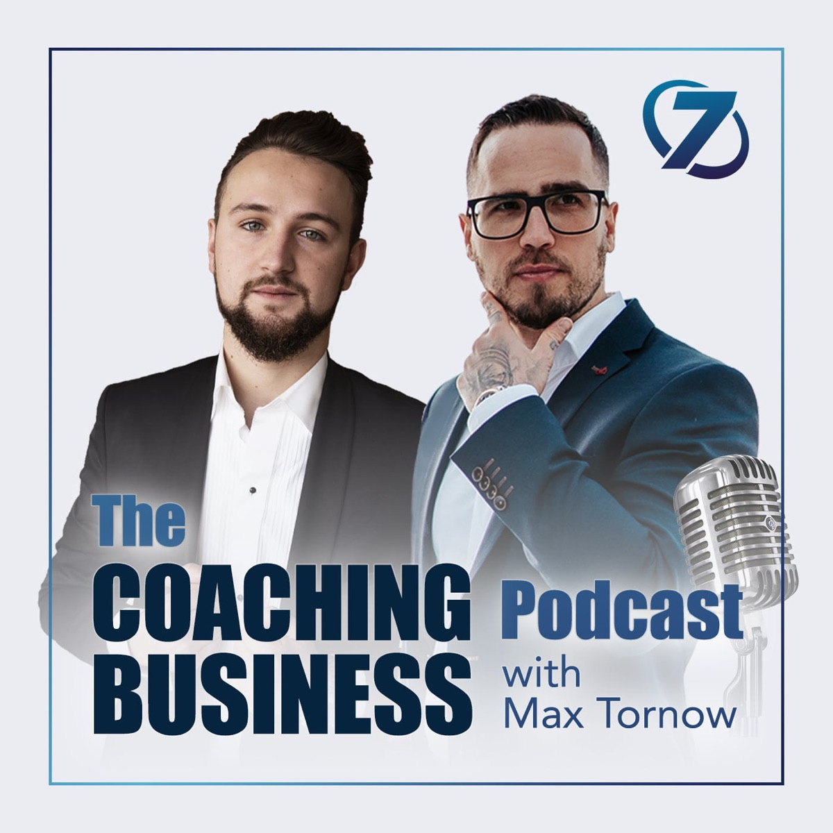 COACHING-BUSINESS PODCAST with Max Tornow and Nikita Gunkewitsch: Coaching | Business | Freedom | Motivation | Consulting | Online-Marketing