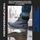 FuseBox Radio #624: DJ Fusion's The Futon Dun Livestream DJ Mix Fall Session #14 (2020 Turkey Day Old School Dance Turn Up Mix)