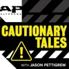 CAUTIONARY TALES with Jason Pettigrew artwork