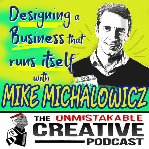 Listener Favorites: Mike Michalowicz | Designing a Business that Runs Itself photo