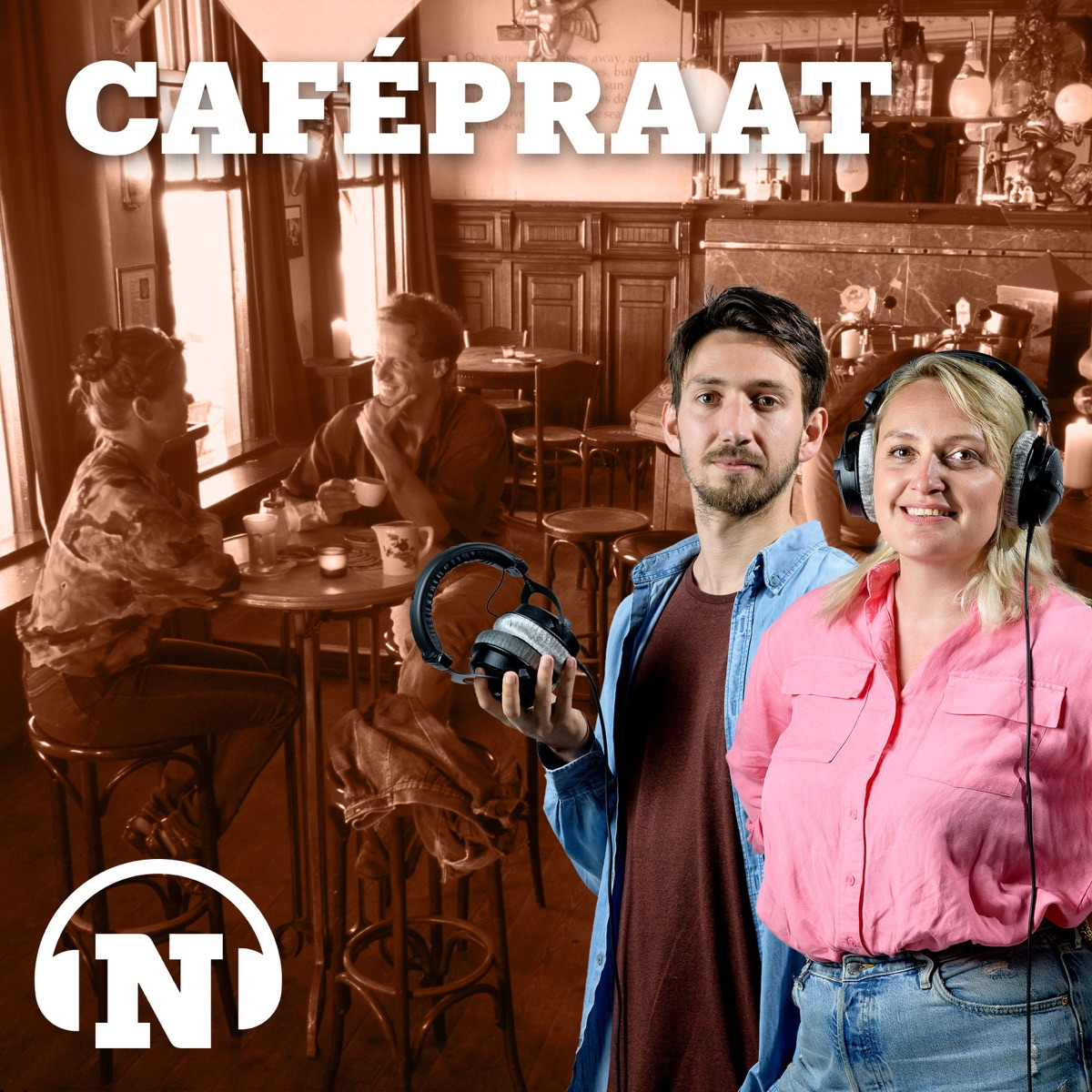 Cafépraat