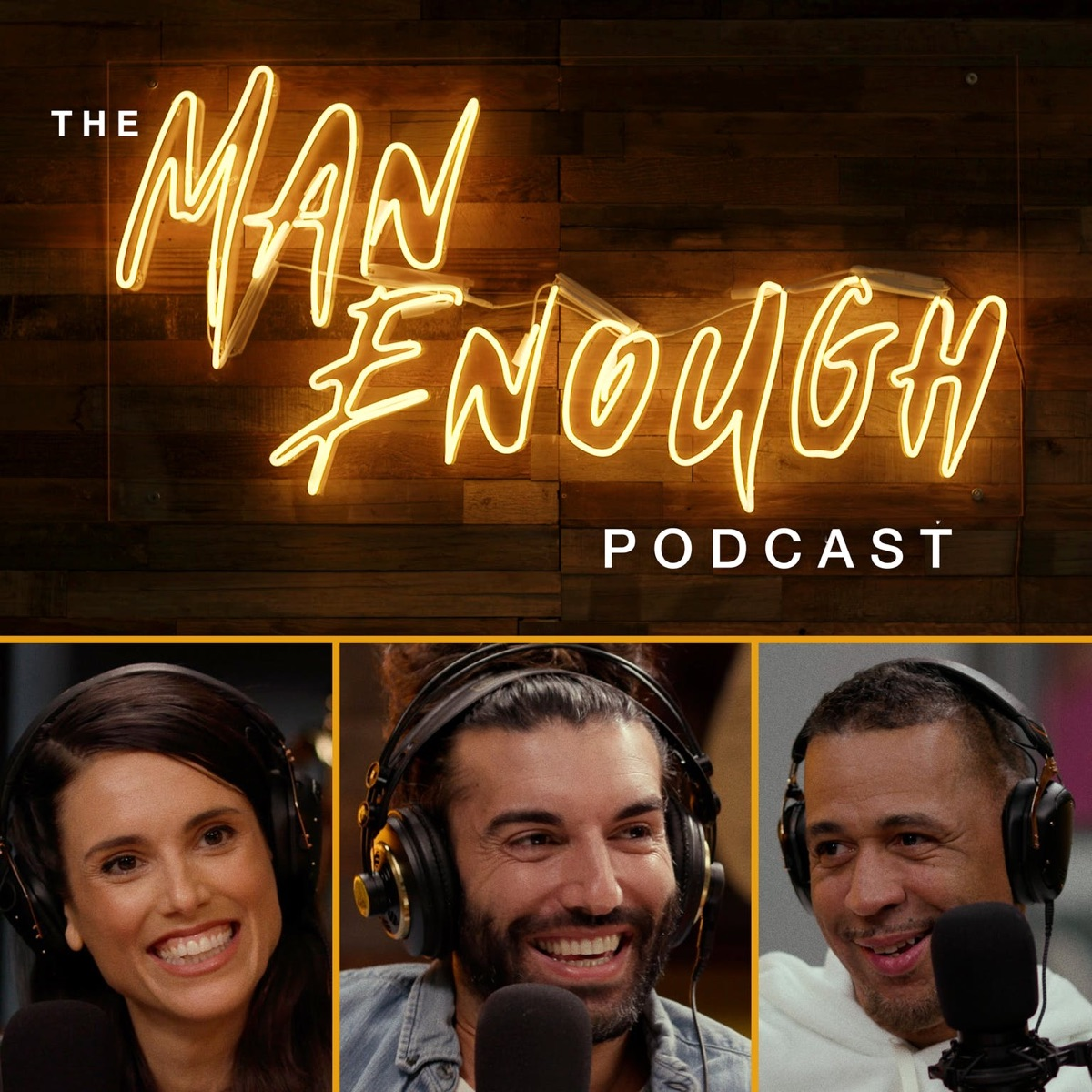 The Man Enough Podcast