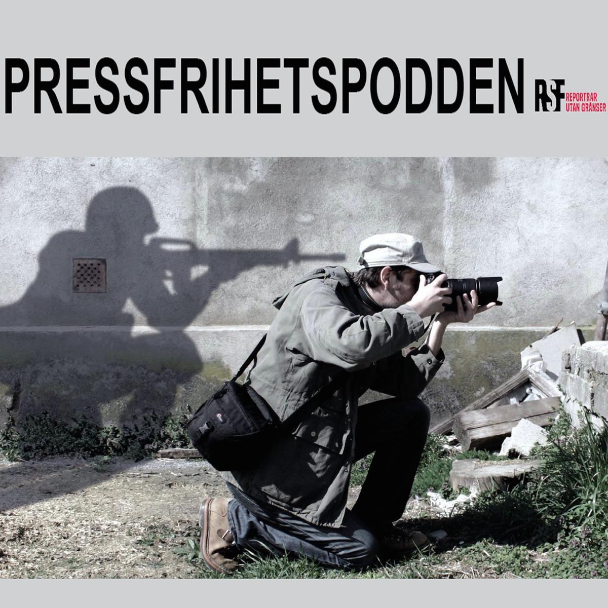 Pressfrihetspodden, del 13: Vad innebär talibaneras löfte om pressfrihet i Afghanistan?