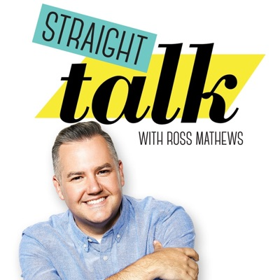 Straight Talk with Ross Mathews:Cumulus Podcast Network