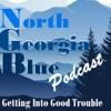 North GA Blue: Getting into Good Trouble artwork