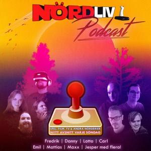 Nördliv - En podcast om spel och nörderi