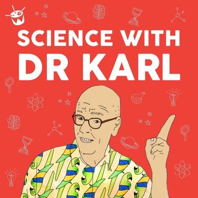 Dr Karl Podcast:triple j