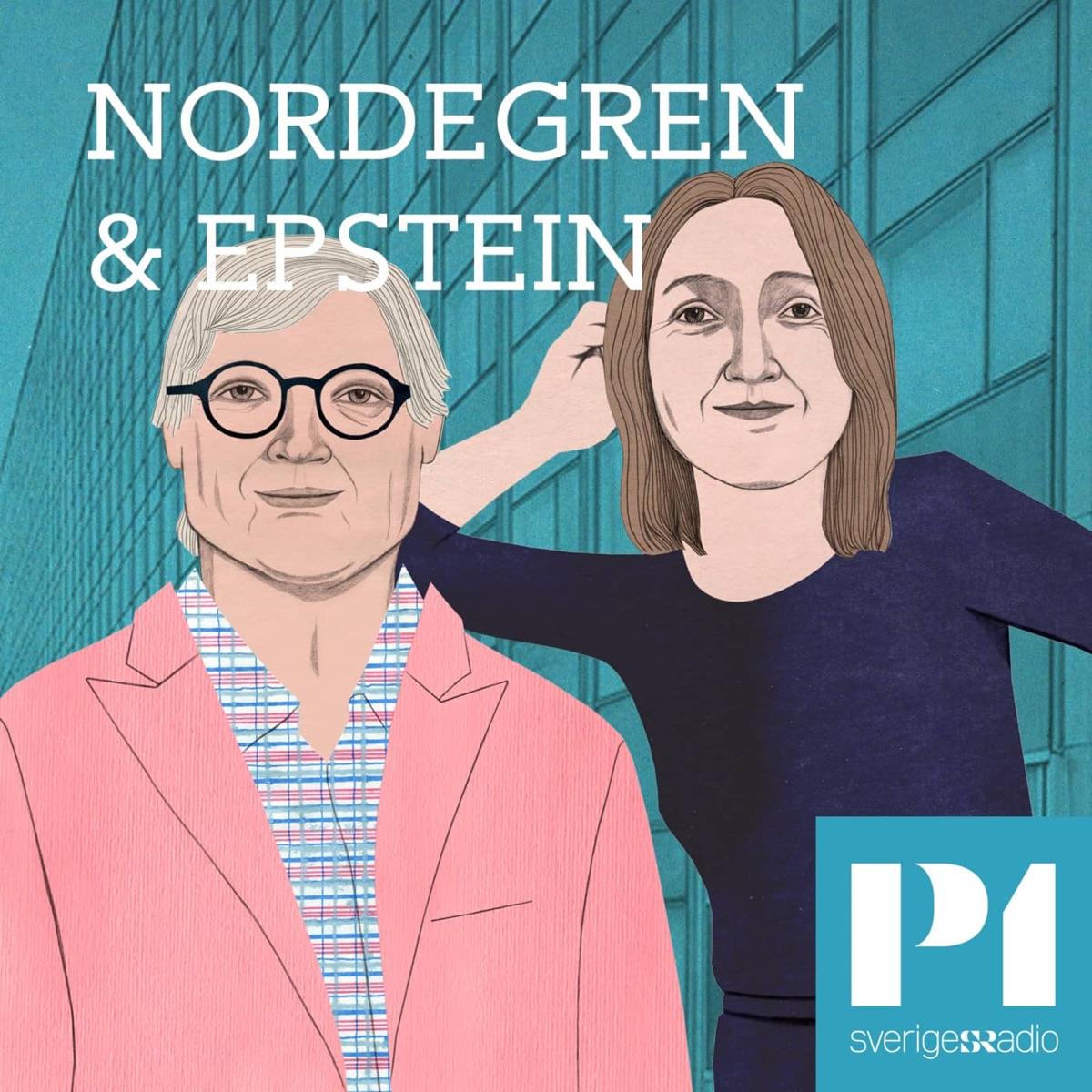 Nordegren & Epstein i P1