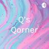 Q's Qorner artwork