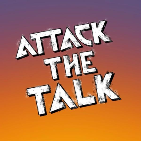 Attack The Talk Artwork